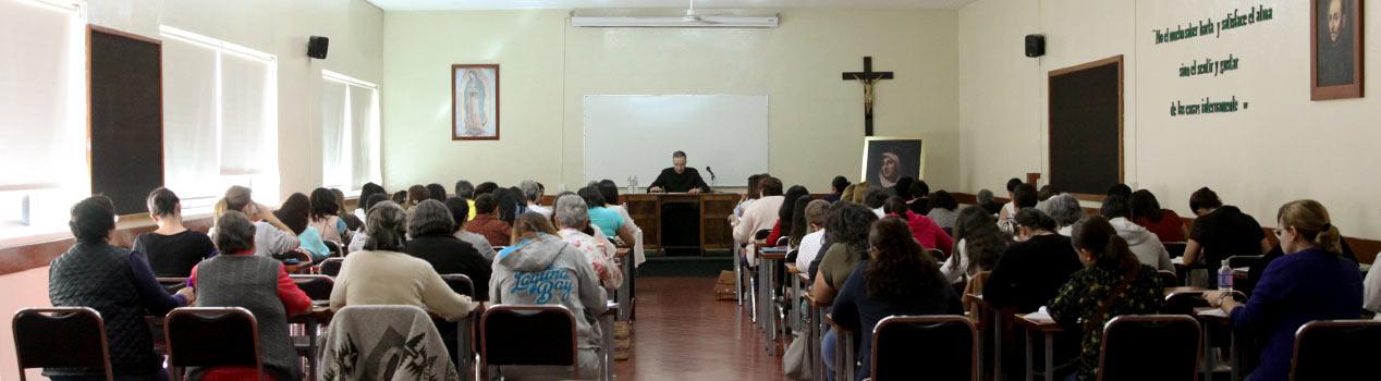 Ejercicios Espirituales Mexico