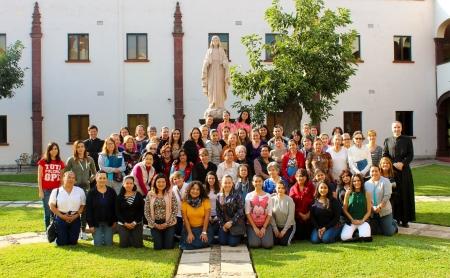Apostolados en México 2017