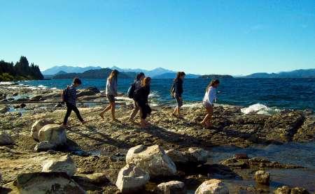 Grupo Santa Bernadette en Bariloche