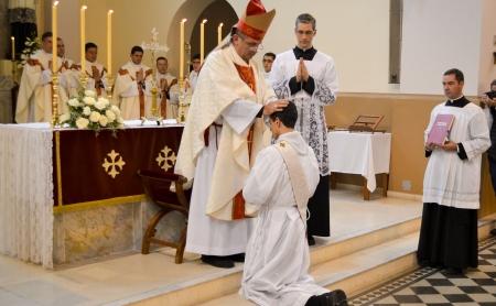 Ordenación Sacerdotal P. Juan de Dios