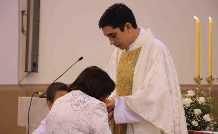 Ordenación Sacerdotal P. Santiago