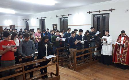 Vigilia de Pentecostés - Villa Elisa 2019